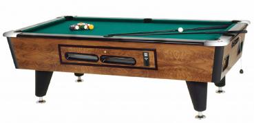 Garlandoshopcom Coin Operated Pool Billiard Table Ambassador Ft - Electronic pool table