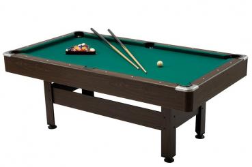 Garlandoshopcom Pool Billiard Table Virginia Ft MDF Playfield - 7 ft billiard table
