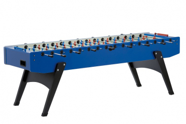 Football Table Garlando XXL, HPL-Playfield weather prooved version for 8 players