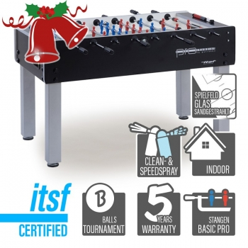 Gift set Pro Champion Football Table