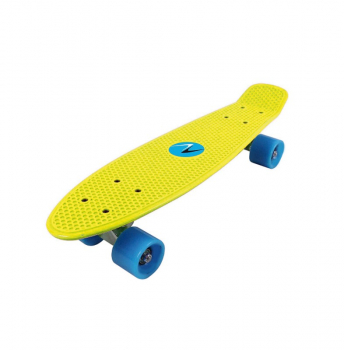 Cruiser Skateboard Freedom gelb