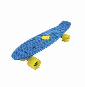 Cruiser Skateboard Freedom blau