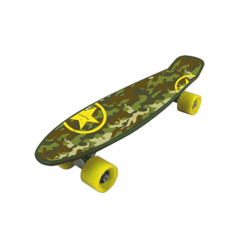 Cruiser Skateboard Freedom Pro Military