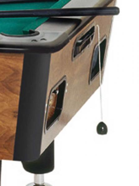 garlando billardtisch ambassador 8ft mit emp spielfl che 220 x 110 cm. Black Bedroom Furniture Sets. Home Design Ideas